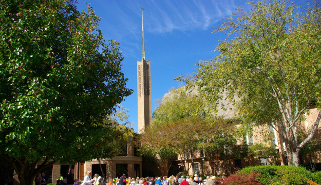 Easter Week Services and Fellowship