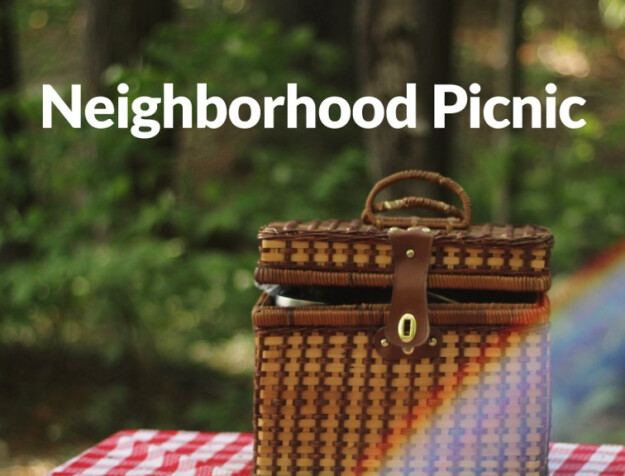 Neighborhood PIcnic