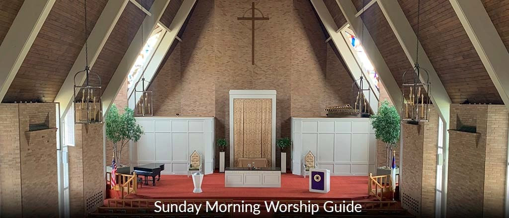 Online Worship Guide