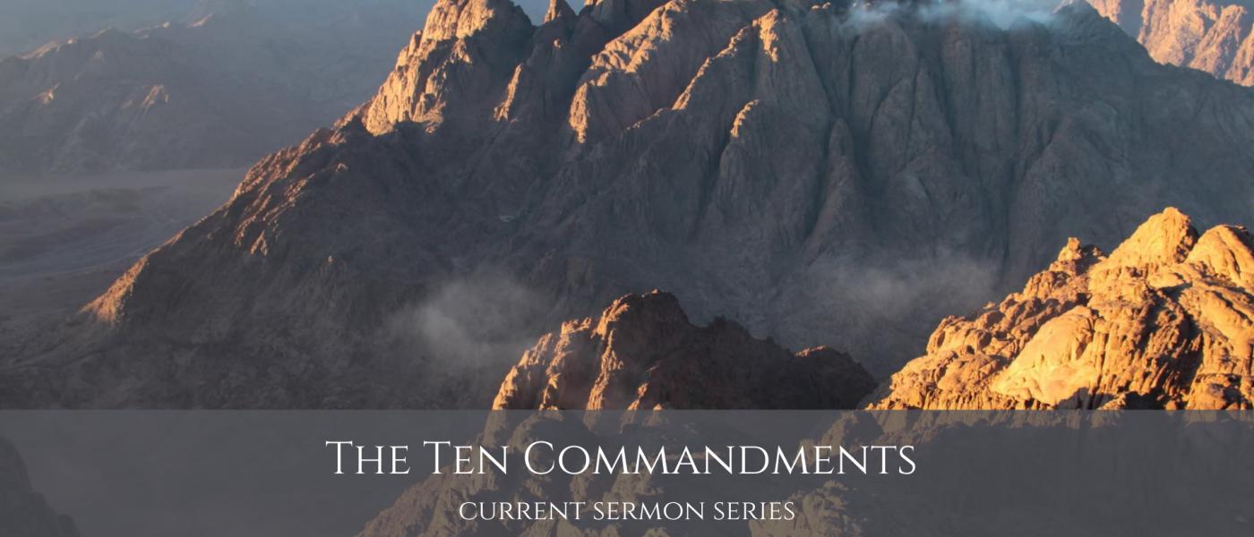 10 Commandments sermon rotator