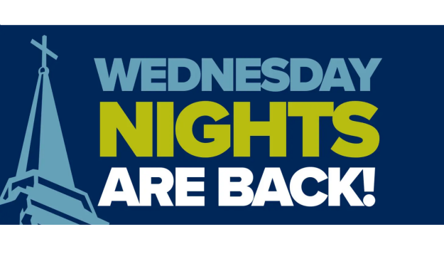 Wednesday Nights at Covenant - Fall 2021